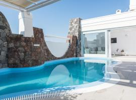 Hotel photo: Secret Earth Villas - Santorini