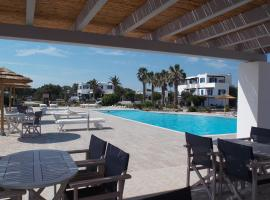Stella Apartments Agia Anna Naxos Greece