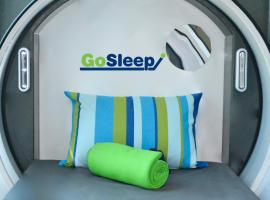 Hotel Photo: GoSleep Sleep Lounge - Abu Dhabi Airport (Terminal 3 Transit Area)