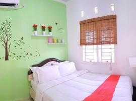 Yuta the Cozy House Tanjungpandan Indonesia