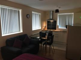 Hotel Photo: Humberstone Gate Studio Apartments
