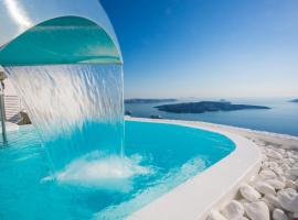 A picture of the hotel: Chic Hotel Santorini