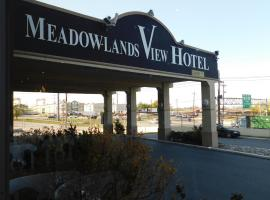 Meadowlands View Hotel North Bergen الولايات المتحدة