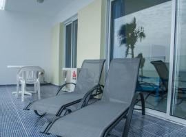 Paphinia Sea View Apartments Paphos City Cyprus