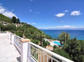 Veroniki Penthouse Deluxe Apartment Agios Ioannis Peristerion Greece