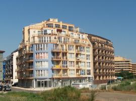 Golden Sea View Apartments 1 Pomorie България
