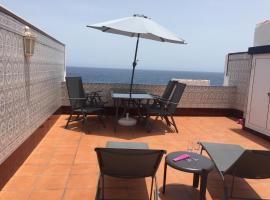 Hotel Photo: Sea View Salty Water Pool Apartment