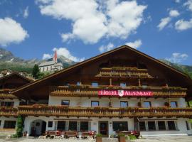 Hotel Photo: Berghotel Alpenrast