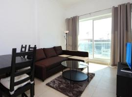 Hotel Photo: Short Booking - One Bedroom Apartment in Mayfair Residence, Business Bay