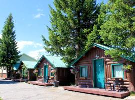 Moose Creek Cabins West Yellowstone USA