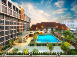 Hotel Photo: Chiang Mai Orchid Hotel