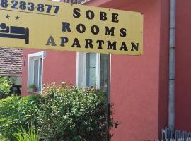 Hotel Photo: Rooms Dragica