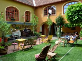 Muzikafe Bed & Breakfast Ptuj Slovenya