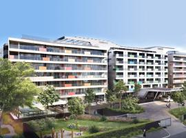 Hotel foto: The Branksome Hotel & Residences