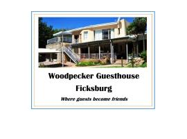 Hotel Photo: Woodpecker Guesthouse