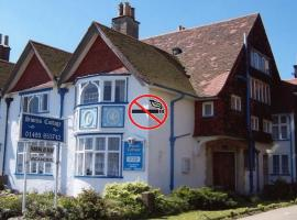 Hotel Photo: The Swiss Cottage Bed & Breakfast