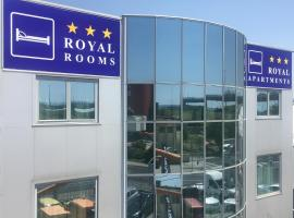 Hotel photo: Royal Apartments & Rooms