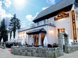 Hotel photo: Hotel & Restaurant Eiserner Anton
