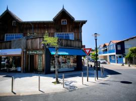 Hotel photo: Le Sporting Centre, Residence, Cap-Ferret