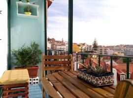 A picture of the hotel: At Mouraria, an amazing view of Lisbon