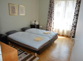 Apartment Murbacherstrasse Basel Switzerland