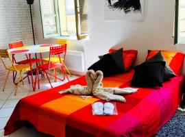 Hotel Photo: Duplex rue Pomme de Pin