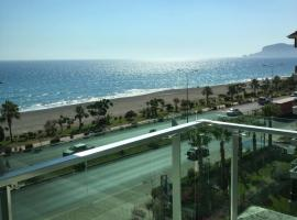 Apartments in Moda Marine Alanya Turkey