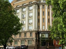 A picture of the hotel: Alleya Grand