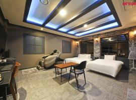 Business Hotel Ete Incheon South Korea