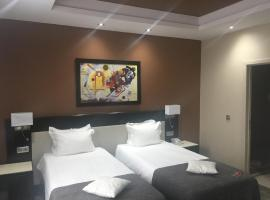Best Western Residence Cour St Georges Ghent Bỉ