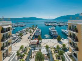 Hotel photo: Luxury Marina Penthouse