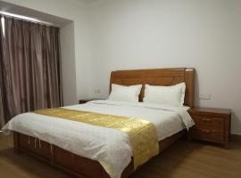 A picture of the hotel: Haikou Haoxuan Taida Apartment