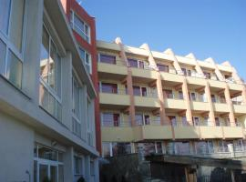 Apartments Einstein Golden Sands Bulgaristan
