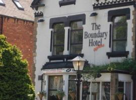 The Boundary Hotel - B&B Leeds United Kingdom