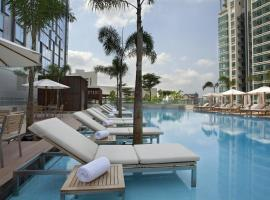 Hotel photo: Oasia Hotel Novena, Singapore by Far East Hospitality