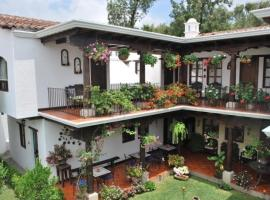 A picture of the hotel: Hotel Casa Madeleine B&B & Spa