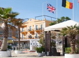 Hotel Holiday Beach Rimini Italy
