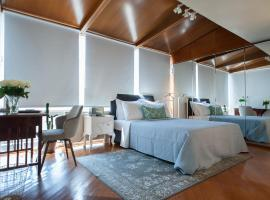 Hotel foto: Urban & Chic penthouse with Lycabettus view