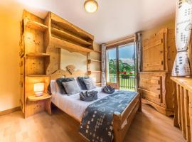 Hotel Photo: Chalet Bluebell