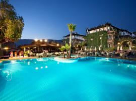 Club Hotel Titan All Inclusive Kargicak Turkey