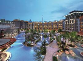 Hotel photo: Resorts World Sentosa - Hard Rock Hotel