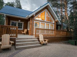 Sea Home Cottages Ozerki Russia