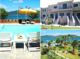 Ariadnes Holiday Accommodation II Apidias Lakos Greece