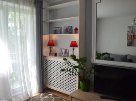 A picture of the hotel: Apartament Telimena