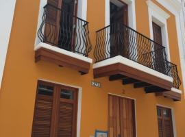 A picture of the hotel: Old San Juan Apartment