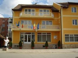 Hotel Queen Arad Romania