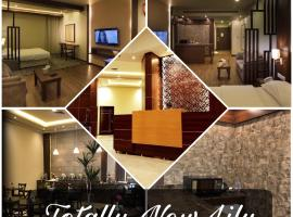 Hotel Photo: Lily Hotel Suite Mubarraz