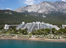 Rixos Sungate Beldibi Turkey