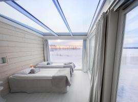 Hotel Foto: Seaside Glass Villas