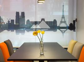 Hotel Photo: Citadines Bastille Gare de Lyon Paris